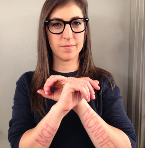 Mayim Bialik, Ph.D.