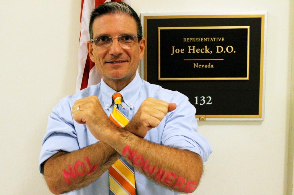 Rep. Heck